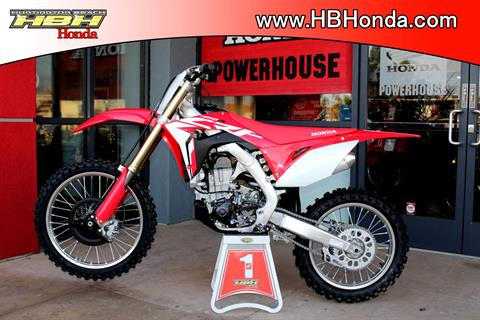 2017 Honda CRF450R in Huntington Beach, California