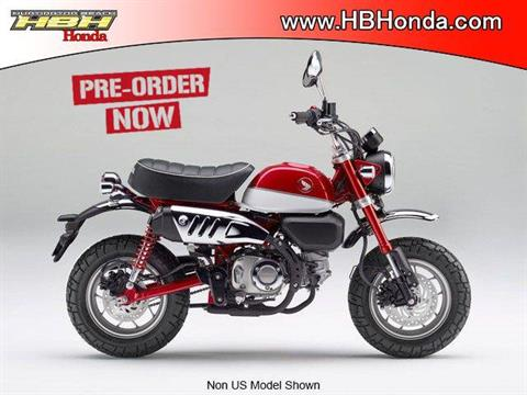 2019 Honda Monkey in Huntington Beach, California