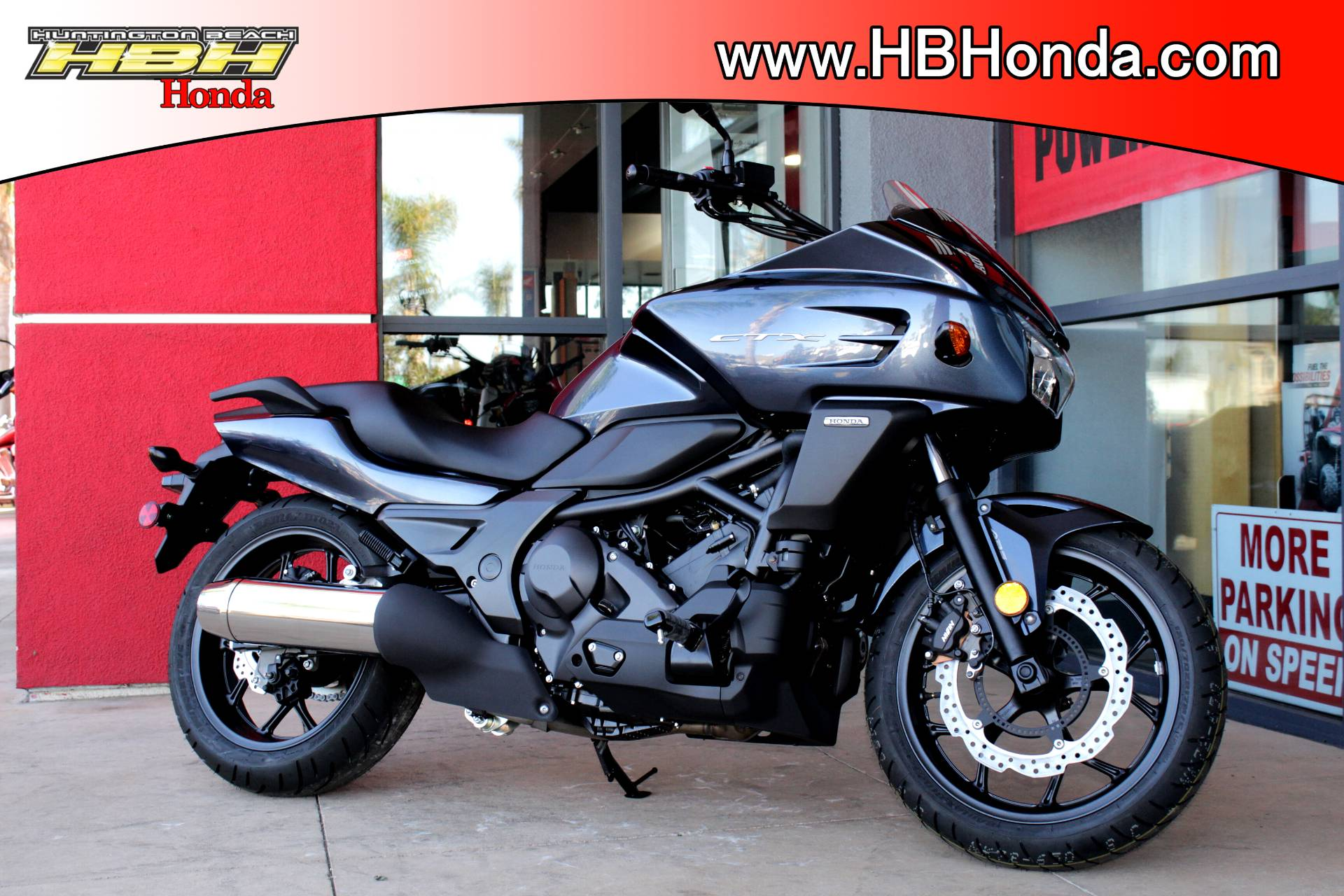 2016 Honda Ctx700 Dct Abs In Huntington Beach California
