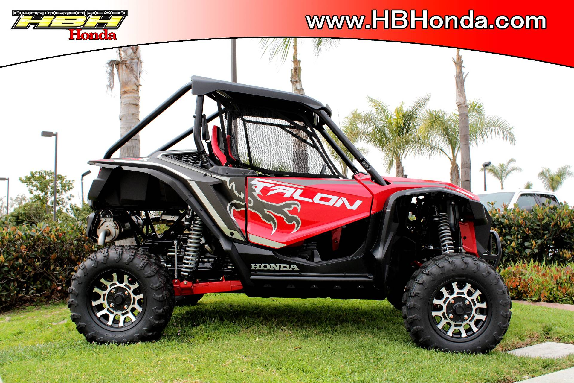 2019 Honda Talon 1000X in Huntington Beach, California - Photo 1