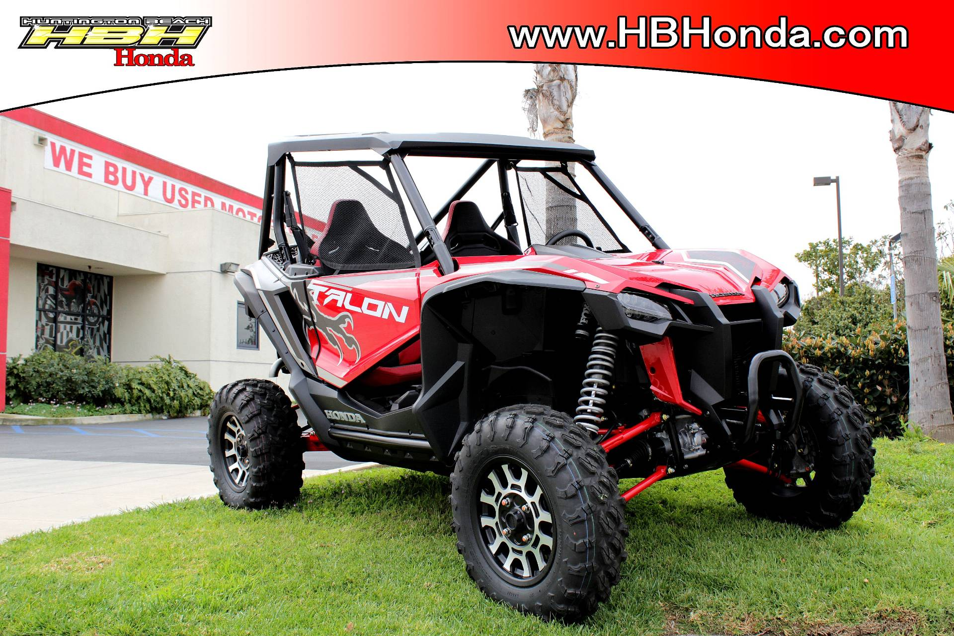 2019 Honda Talon 1000X in Huntington Beach, California - Photo 2