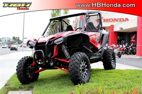 2019 Honda Talon 1000X in Huntington Beach, California - Photo 4