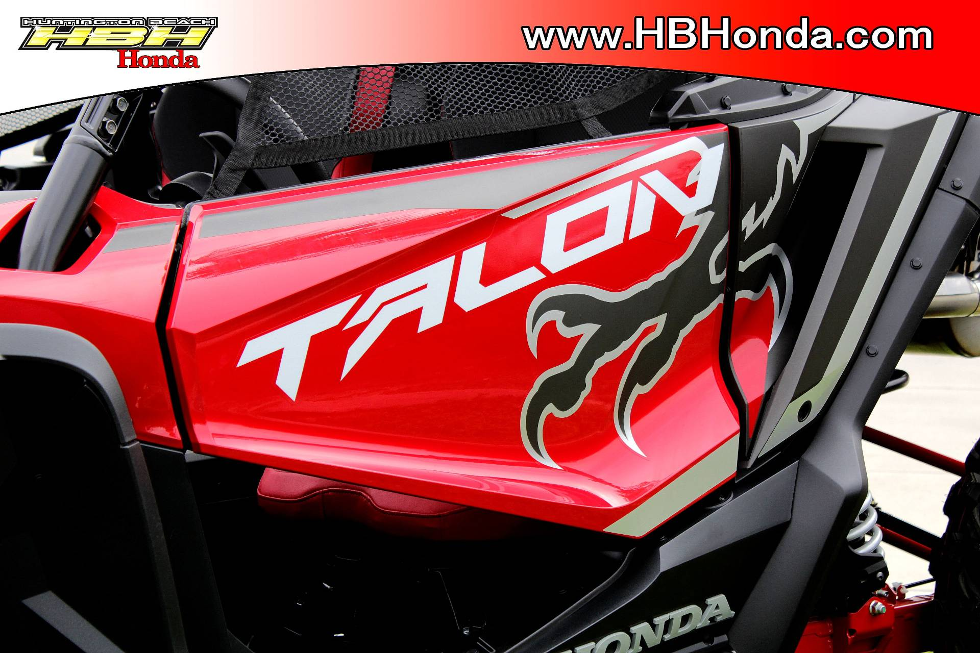 2019 Honda Talon 1000X in Huntington Beach, California - Photo 6