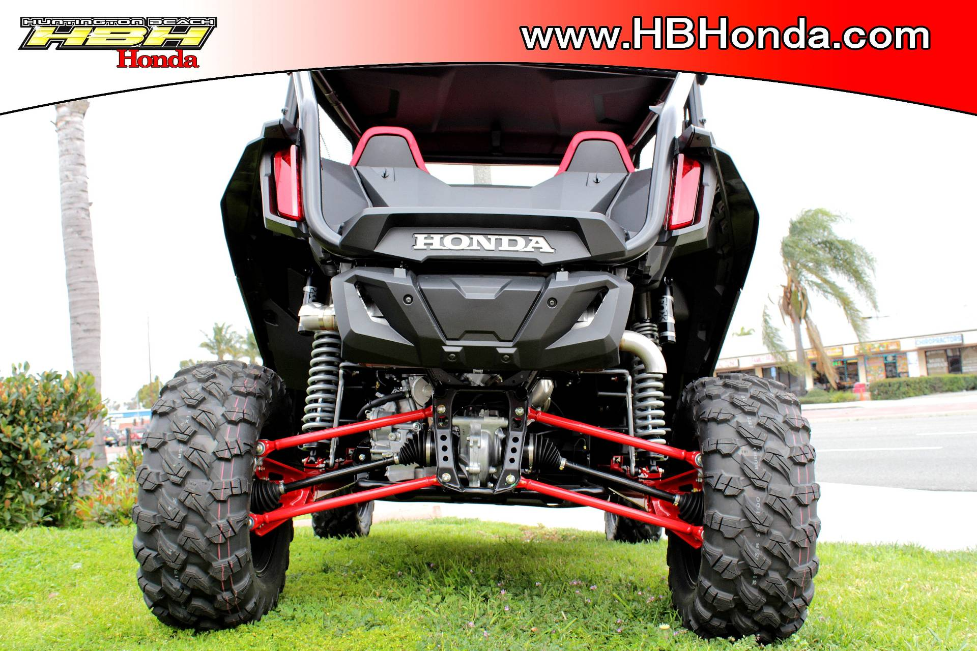 2019 Honda Talon 1000X in Huntington Beach, California - Photo 8