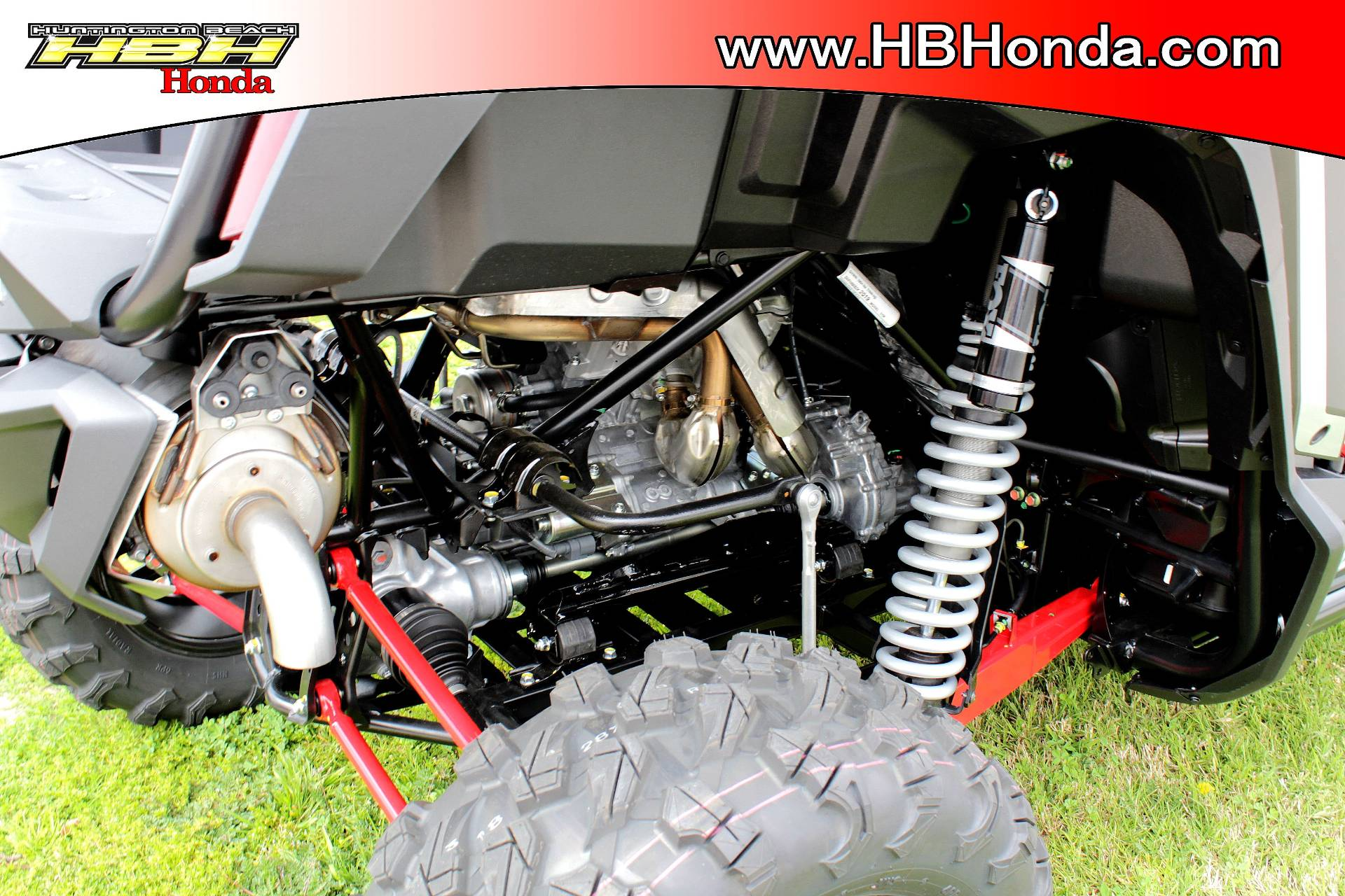 2019 Honda Talon 1000X in Huntington Beach, California - Photo 11