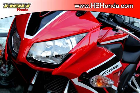 2019 Honda CBR300R ABS in Huntington Beach, California - Photo 1
