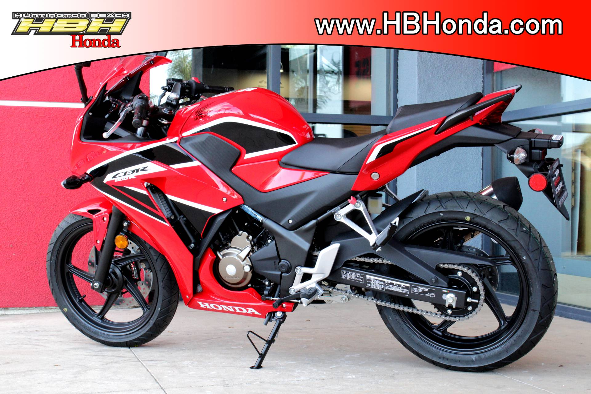 2019 Honda CBR300R ABS in Huntington Beach, California - Photo 6