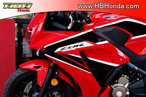 2019 Honda CBR300R ABS in Huntington Beach, California - Photo 7