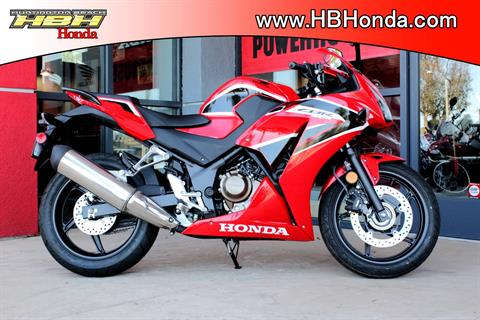 2019 Honda CBR300R ABS in Huntington Beach, California - Photo 13