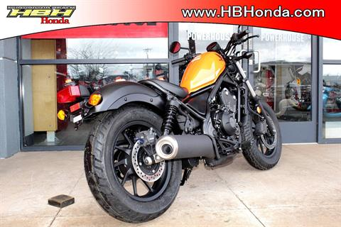 2019 Honda Rebel 500 ABS in Huntington Beach, California - Photo 5