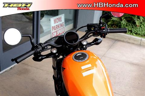 2019 Honda Rebel 500 ABS in Huntington Beach, California - Photo 6