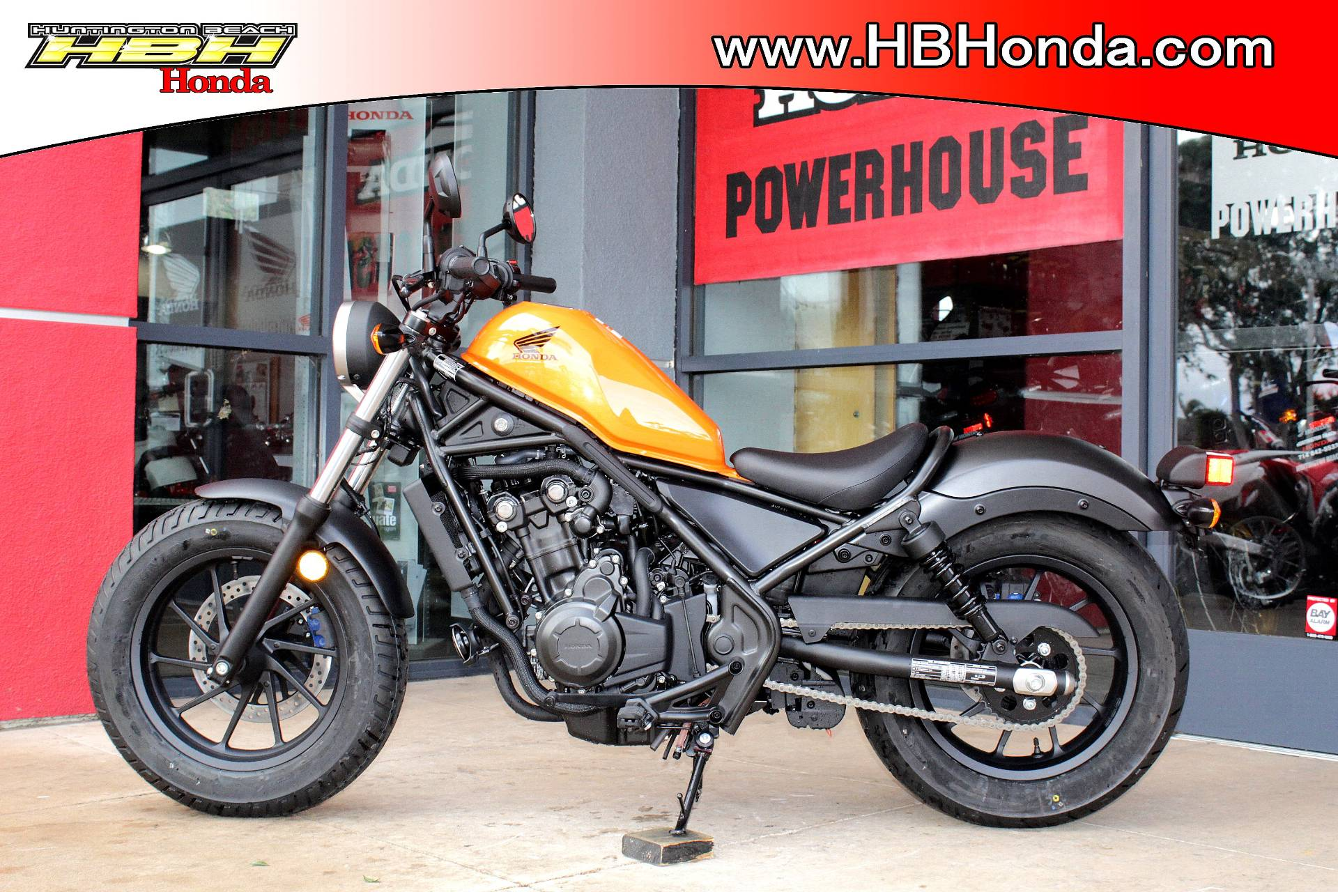 2019 Honda Rebel 500 ABS in Huntington Beach, California - Photo 7