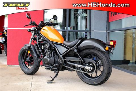 2019 Honda Rebel 500 ABS in Huntington Beach, California - Photo 8