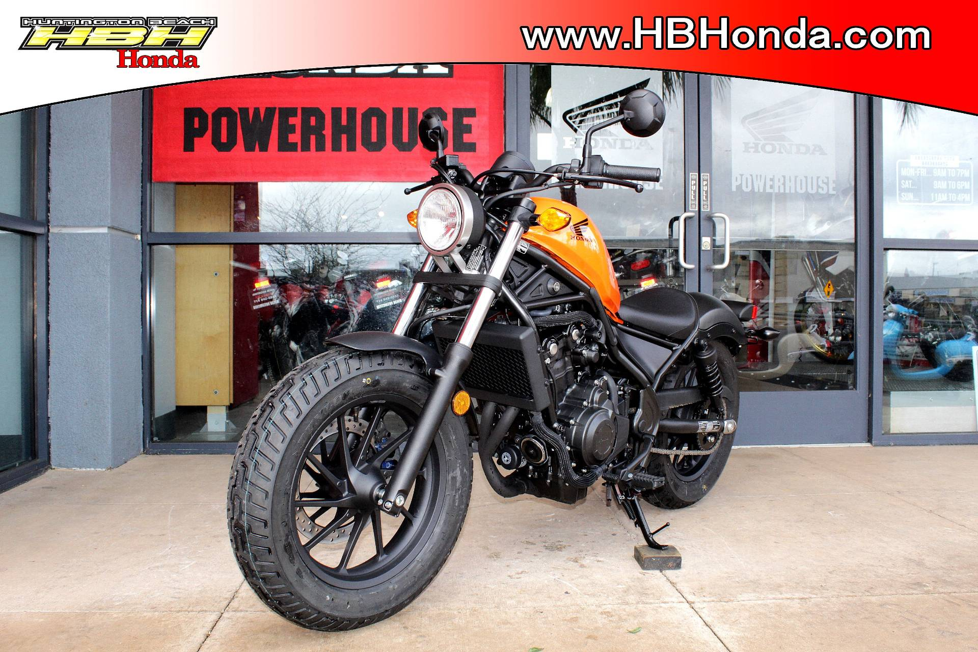2019 Honda Rebel 500 ABS in Huntington Beach, California - Photo 9