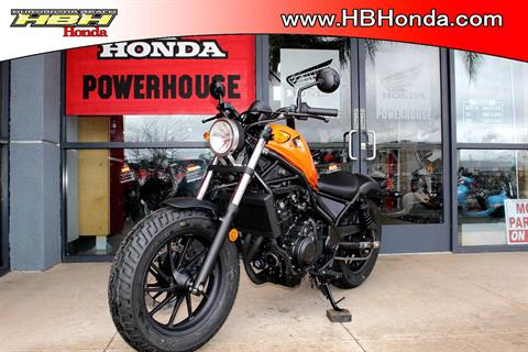 2019 Honda Rebel 500 ABS in Huntington Beach, California - Photo 10
