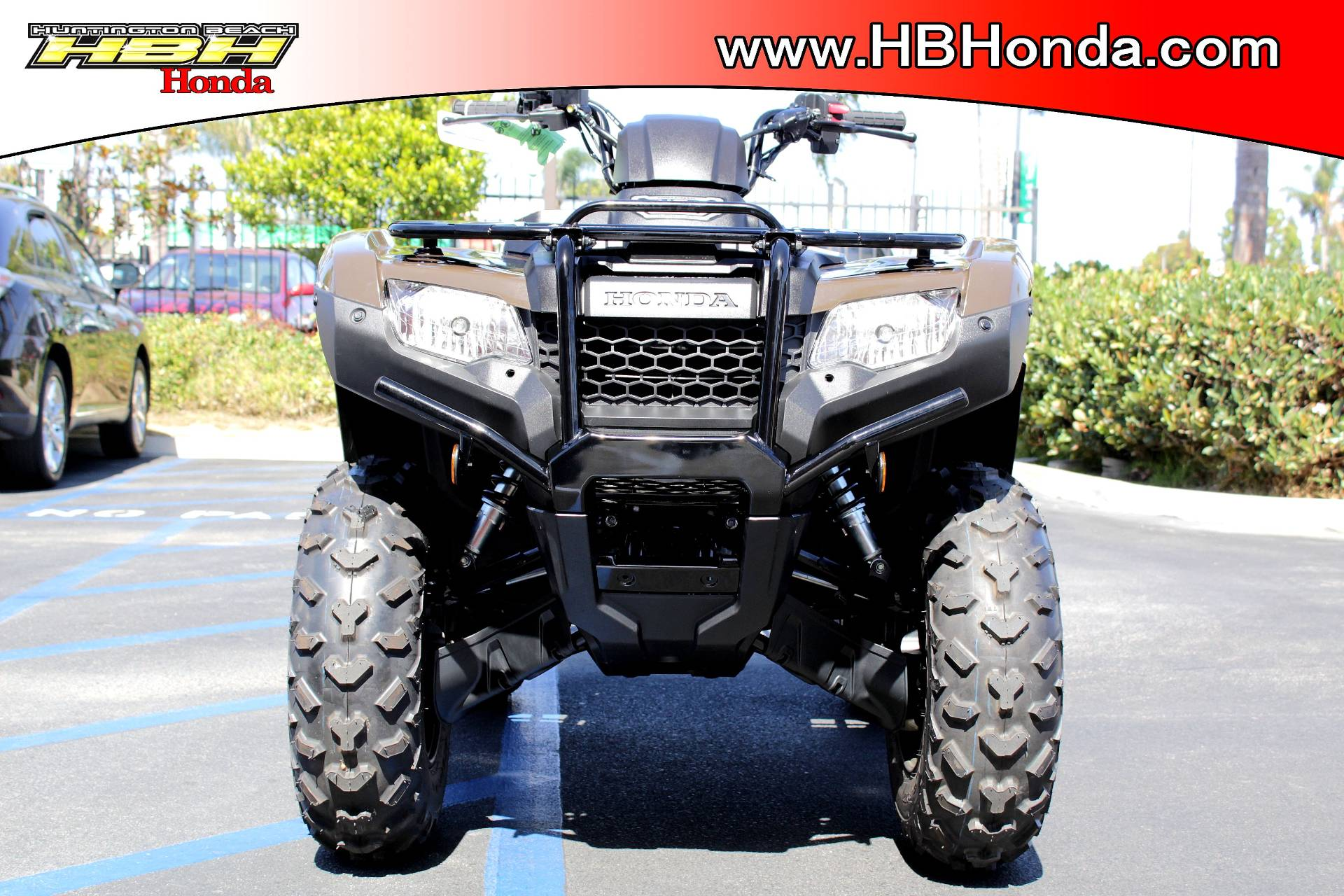 2020 Honda FourTrax Rancher 4x4 Automatic DCT IRS EPS in Huntington Beach, California - Photo 1