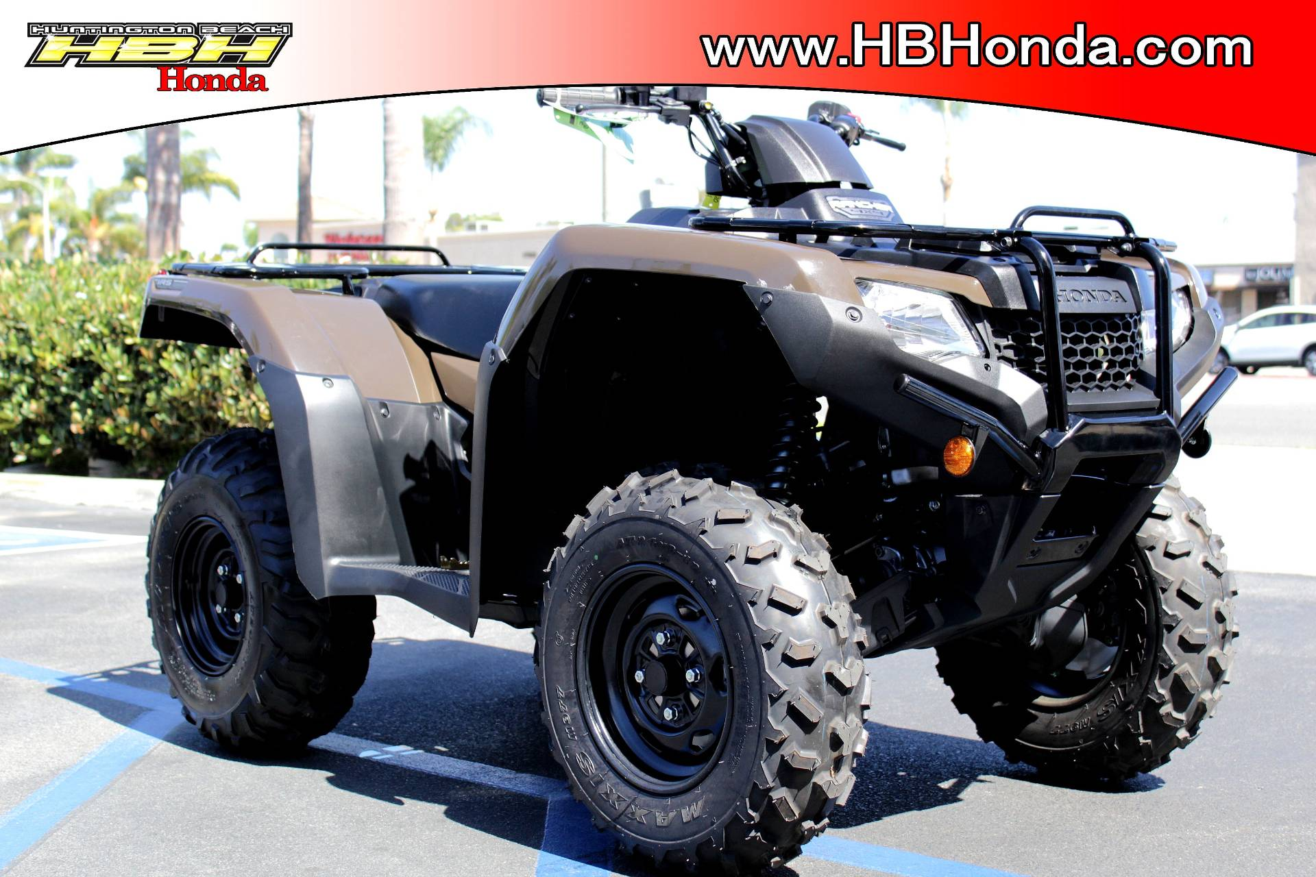 2020 Honda FourTrax Rancher 4x4 Automatic DCT IRS EPS in Huntington Beach, California - Photo 2