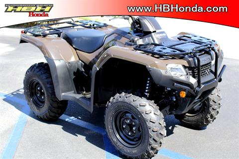 2020 Honda FourTrax Rancher 4x4 Automatic DCT IRS EPS in Huntington Beach, California - Photo 3