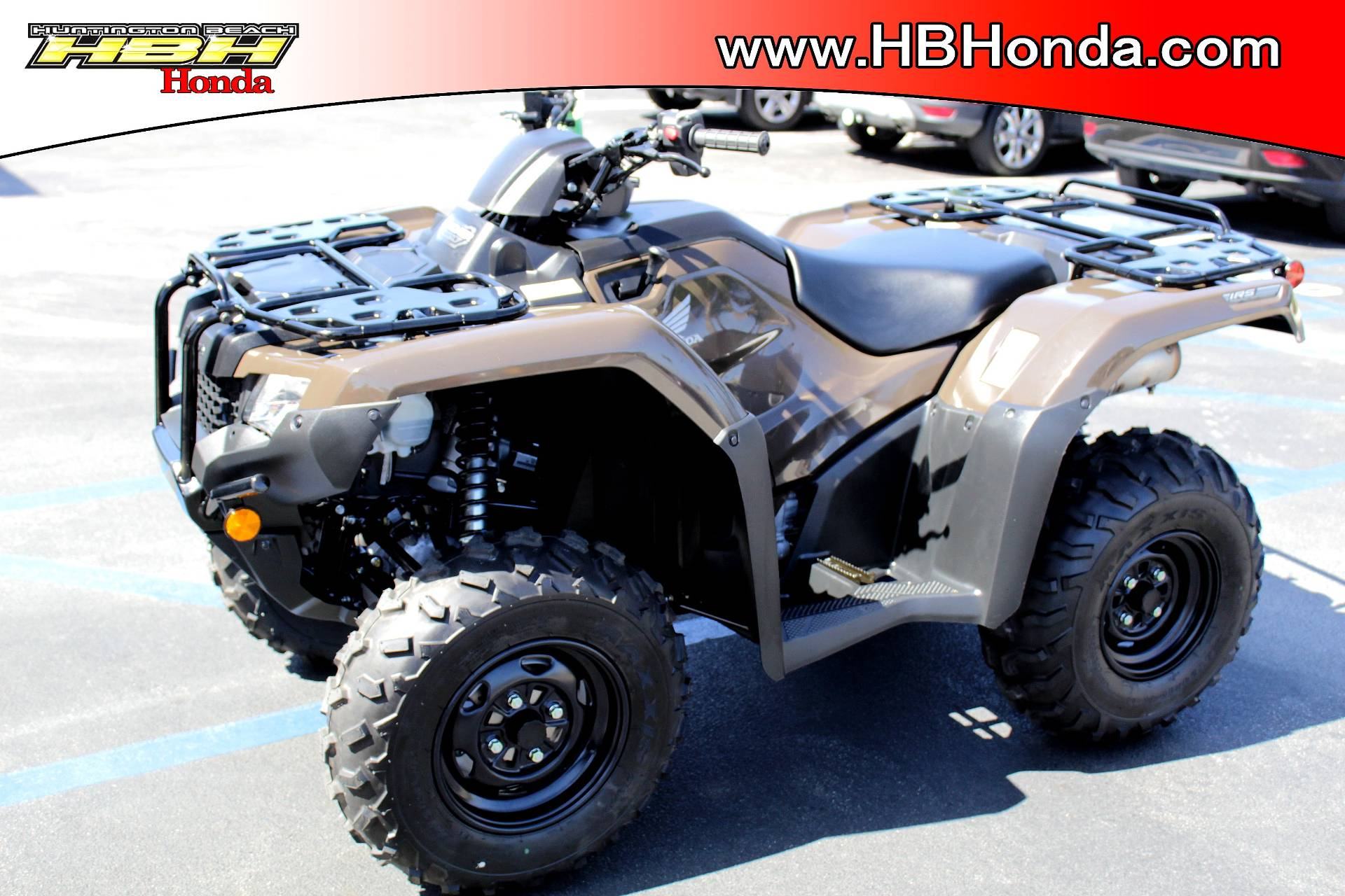 2020 Honda FourTrax Rancher 4x4 Automatic DCT IRS EPS in Huntington Beach, California - Photo 4