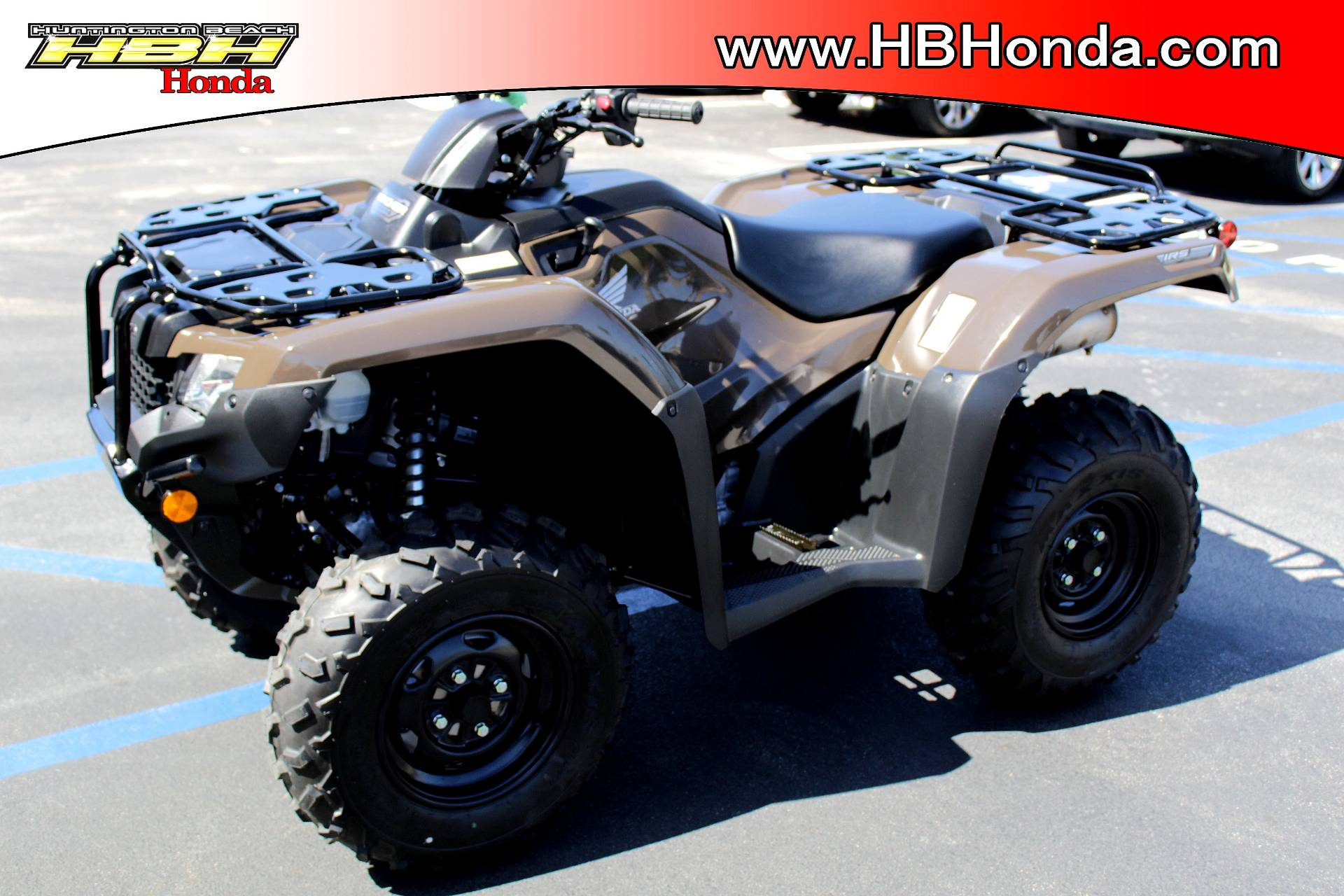 2020 Honda FourTrax Rancher 4x4 Automatic DCT IRS EPS in Huntington Beach, California - Photo 5