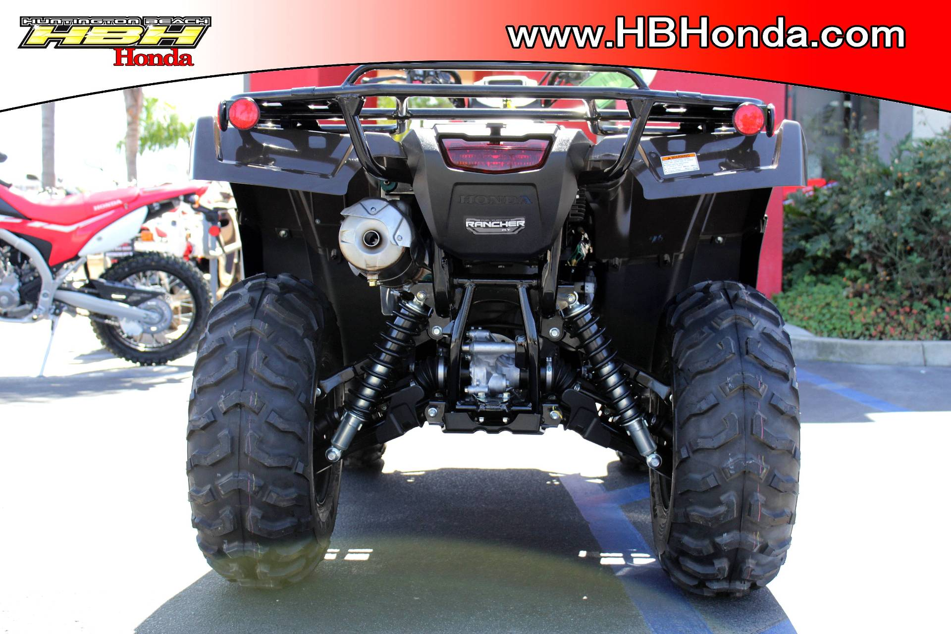 2020 Honda FourTrax Rancher 4x4 Automatic DCT IRS EPS in Huntington Beach, California - Photo 7