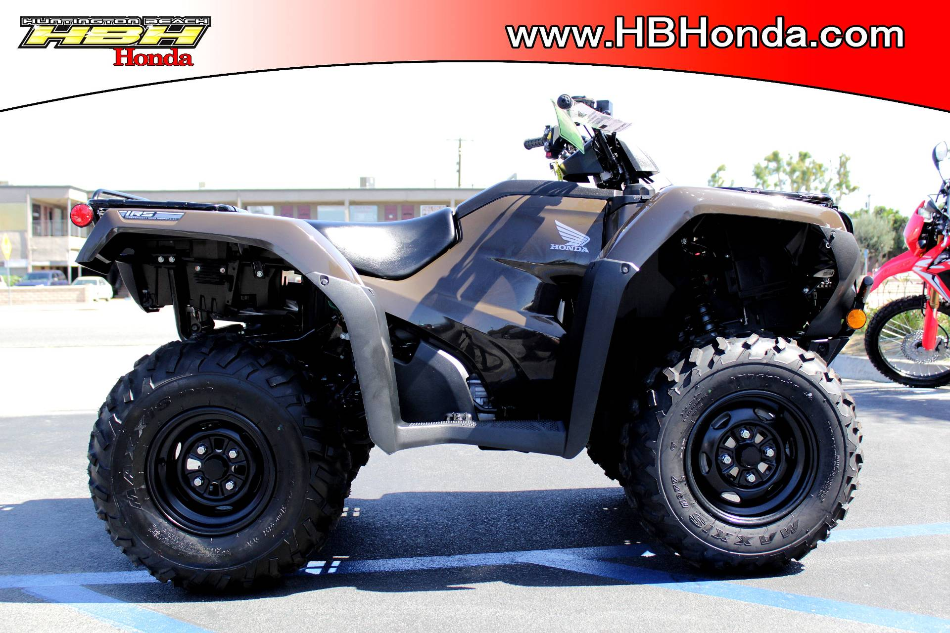 2020 Honda FourTrax Rancher 4x4 Automatic DCT IRS EPS in Huntington Beach, California - Photo 8