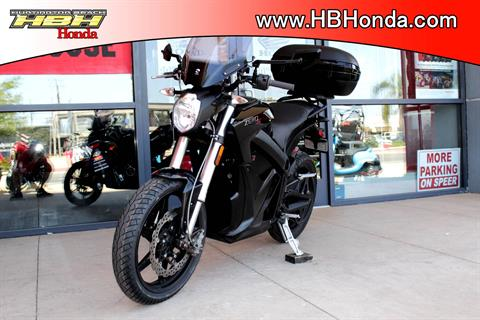 2014 Zero Motorcycles Zero S™ Streetfighter ZF11.4 in Huntington Beach, California