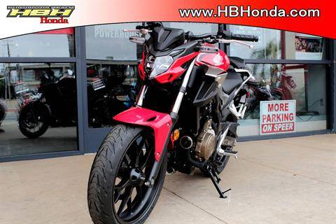 2019 Honda CB500F in Huntington Beach, California - Photo 1