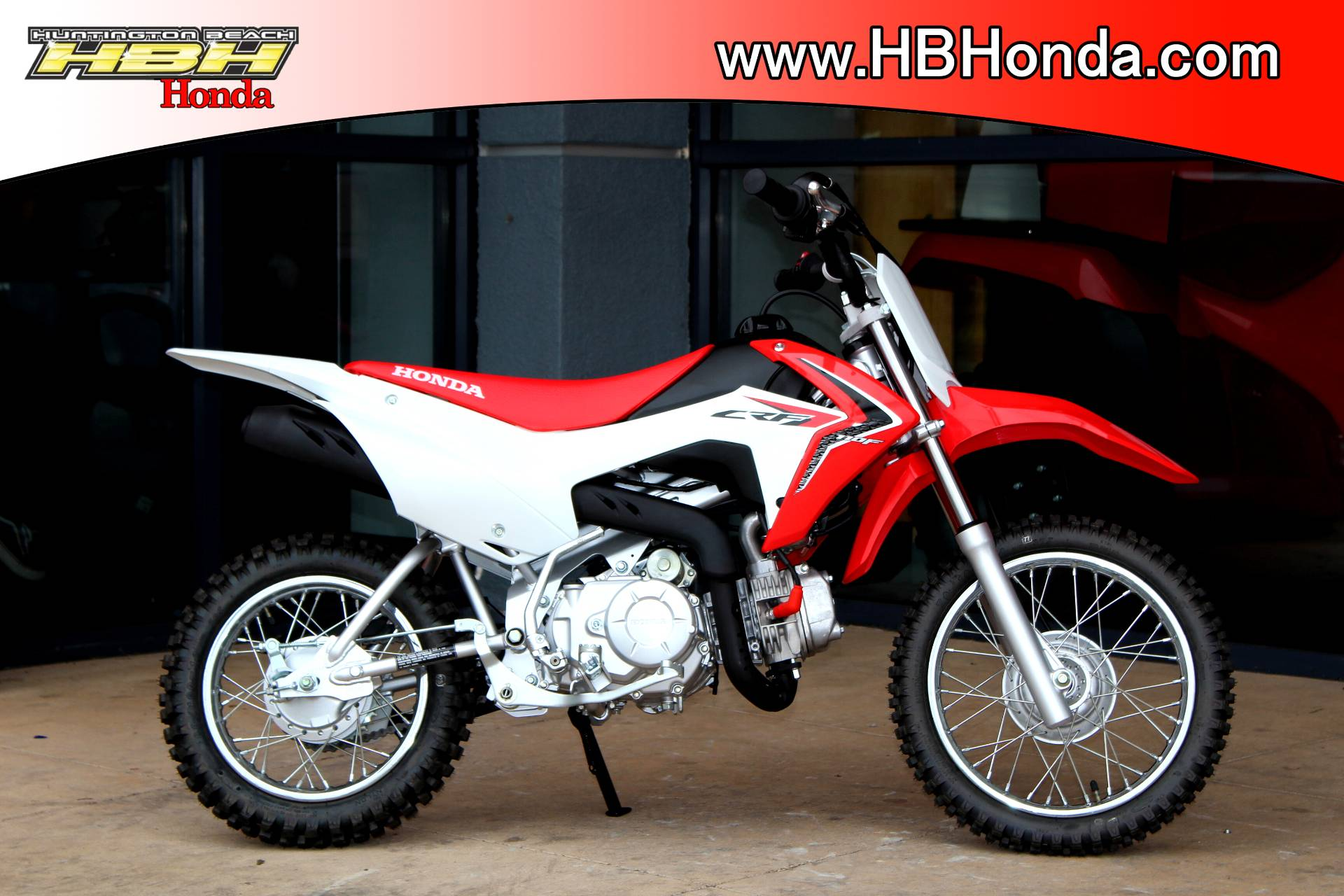 New 2018 Honda Crf110f Motorcycles For Sale In Huntington
