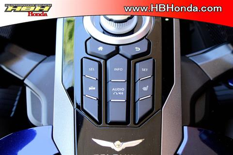2019 Honda Gold Wing Tour Automatic DCT in Huntington Beach, California - Photo 14