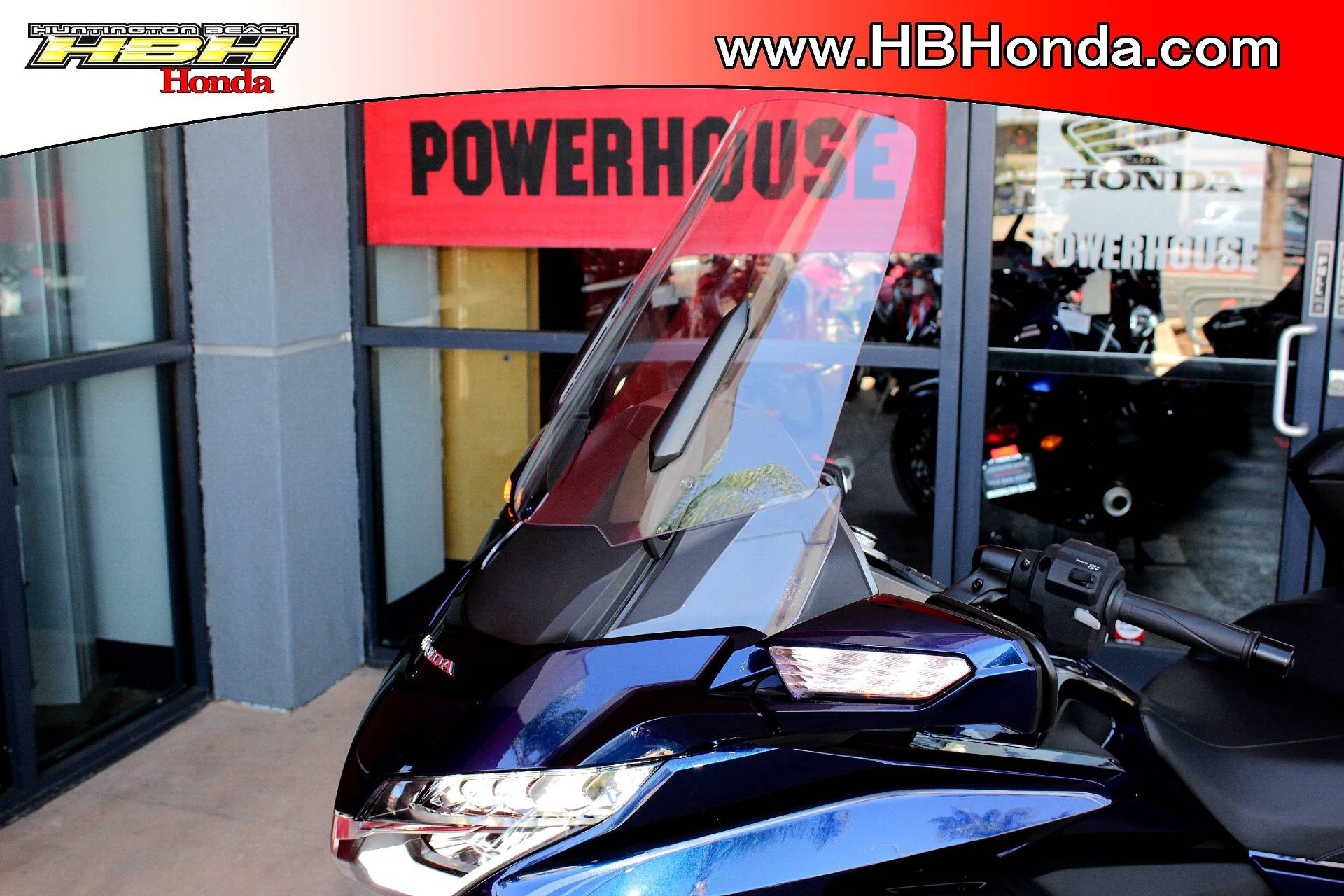 2019 Honda Gold Wing Tour Automatic DCT in Huntington Beach, California - Photo 16