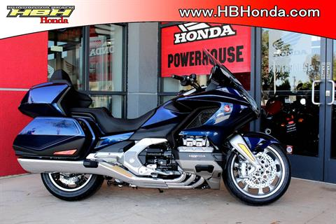 2019 Honda Gold Wing Tour Automatic DCT in Huntington Beach, California - Photo 17