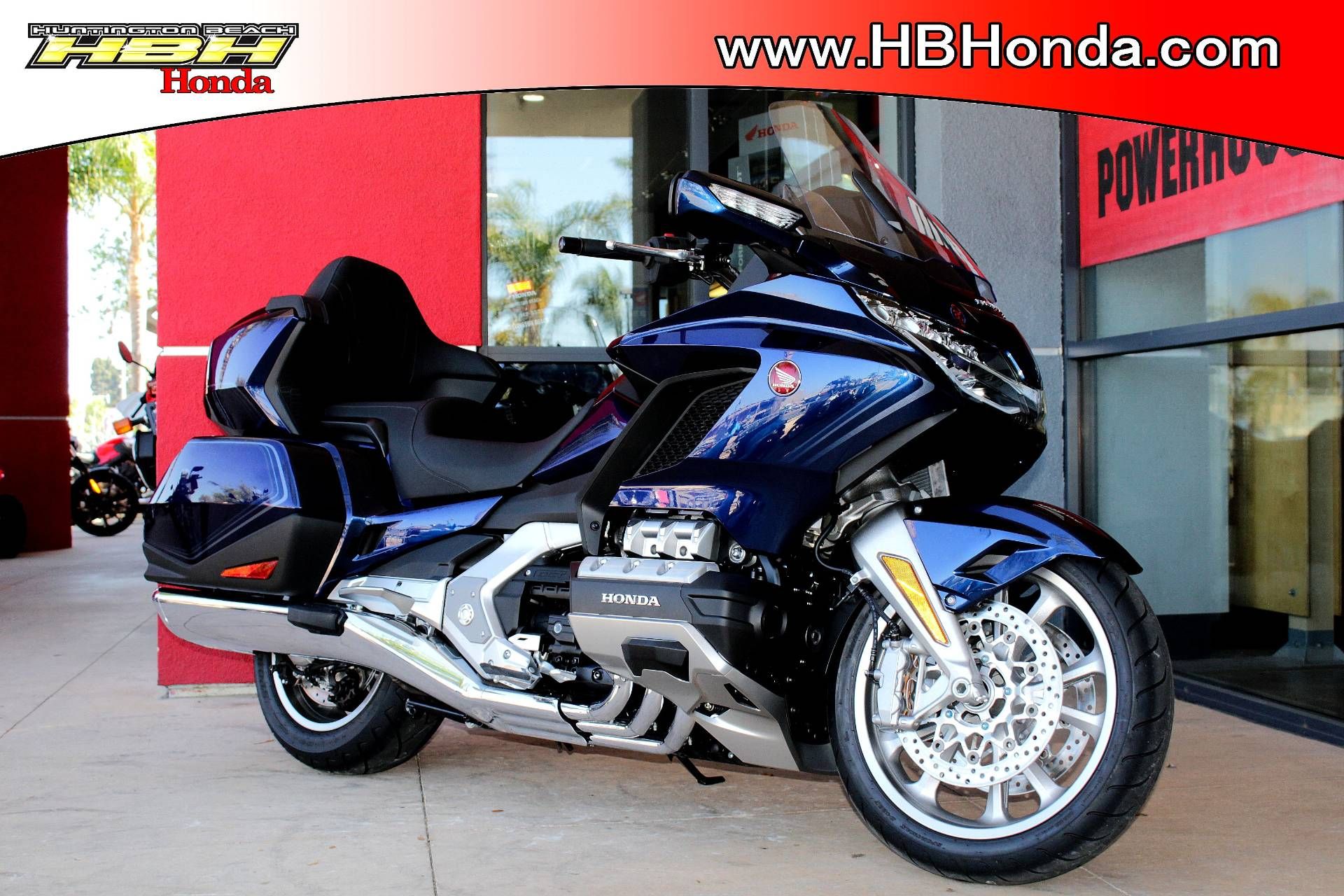 2019 Honda Gold Wing Tour Automatic DCT in Huntington Beach, California - Photo 18