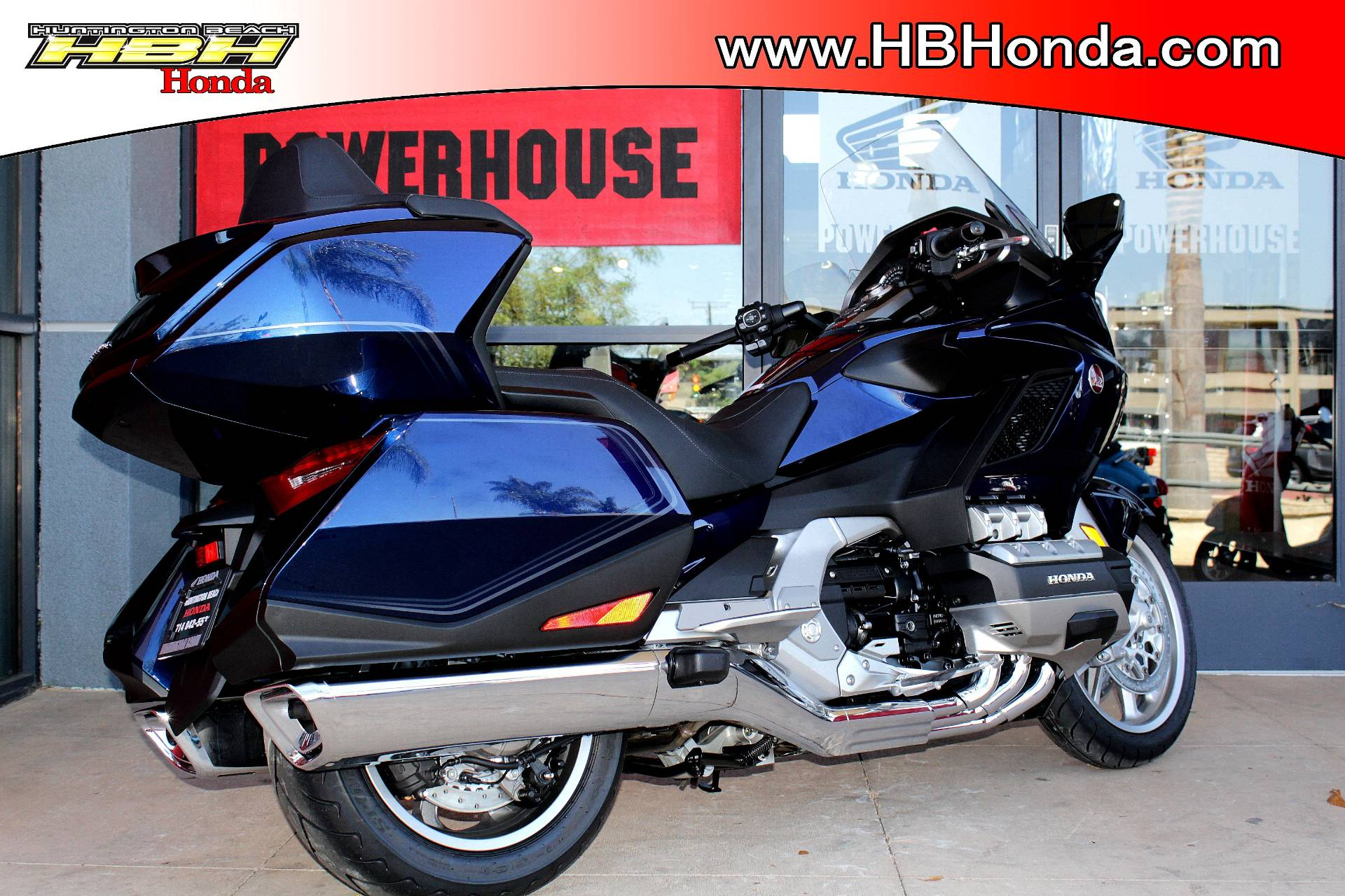 2019 Honda Gold Wing Tour Automatic DCT in Huntington Beach, California - Photo 21