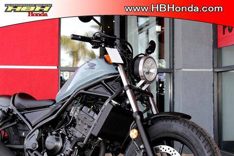 2019 Honda Rebel 300 in Huntington Beach, California - Photo 6