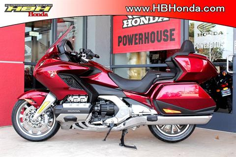 2018 Honda Gold Wing Tour in Huntington Beach, California - Photo 1