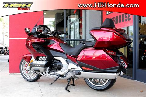 2018 Honda Gold Wing Tour in Huntington Beach, California