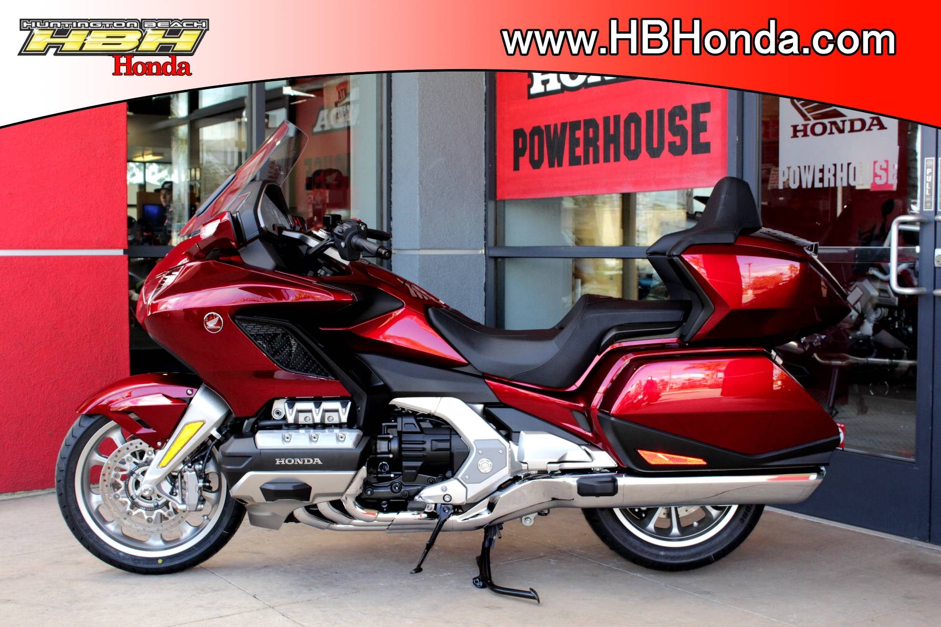 2018 Honda Gold Wing Tour in Huntington Beach, California - Photo 15