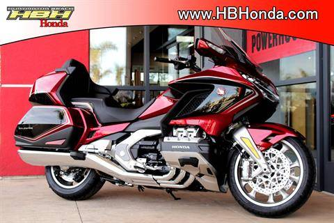 2020 Honda Gold Wing Tour Automatic DCT in Huntington Beach, California - Photo 2
