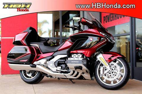 2020 Honda Gold Wing Tour Automatic DCT in Huntington Beach, California - Photo 3