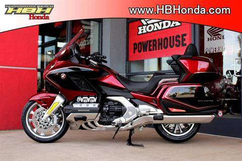 2020 Honda Gold Wing Tour Automatic DCT in Huntington Beach, California - Photo 23