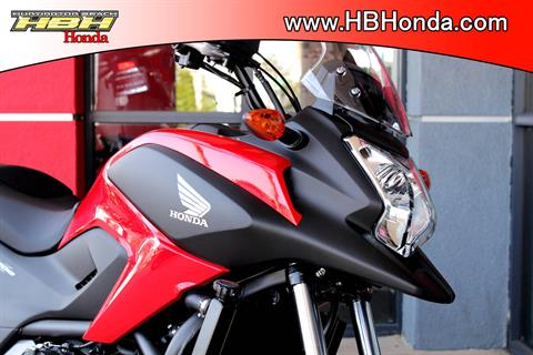 2015 Honda NC700X® in Huntington Beach, California - Photo 3