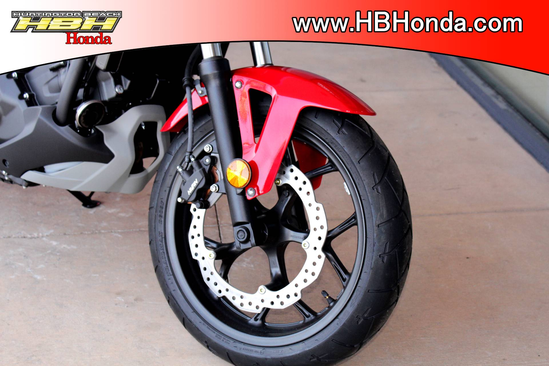 2015 Honda NC700X® in Huntington Beach, California - Photo 4