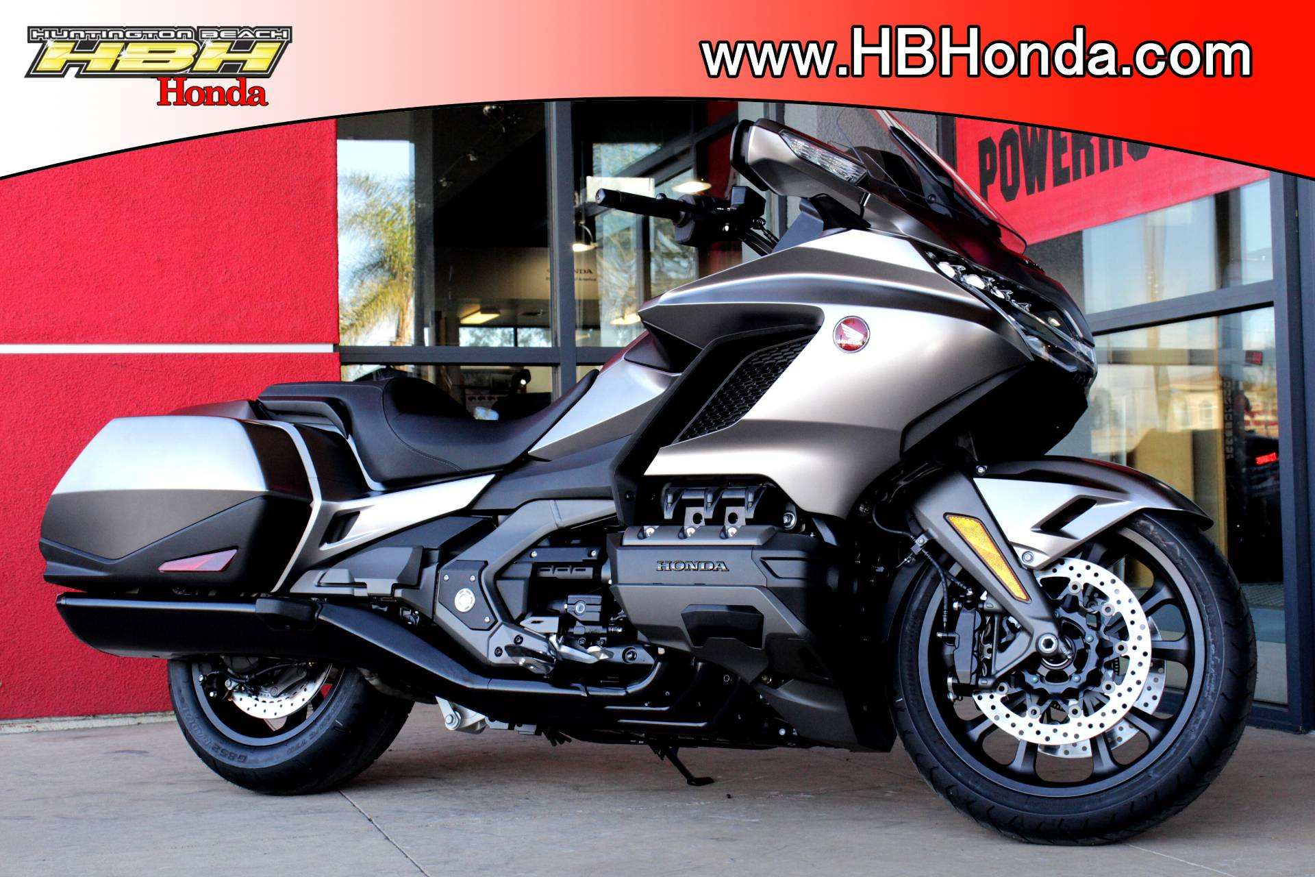 Honda Goldwing Motorcycle Parts For Sale