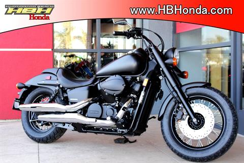 2018 Honda Shadow Phantom in Huntington Beach, California