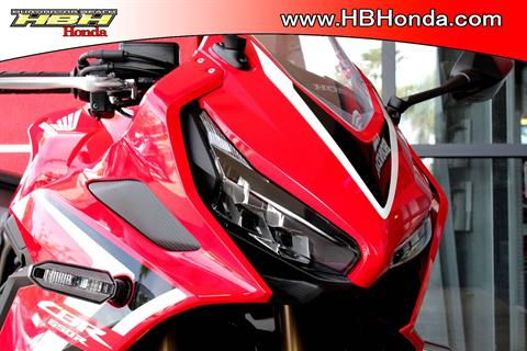 2019 Honda CBR650R ABS in Huntington Beach, California - Photo 2