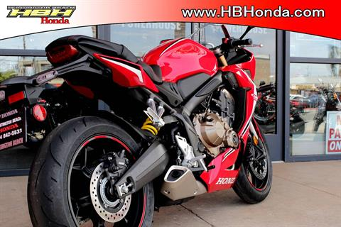 2019 Honda CBR650R ABS in Huntington Beach, California - Photo 3