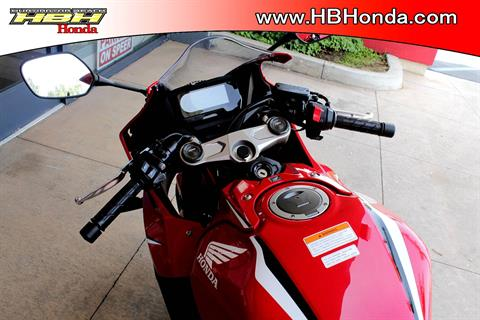2019 Honda CBR650R ABS in Huntington Beach, California - Photo 4