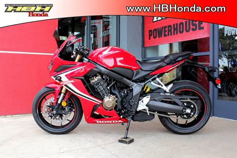 2019 Honda CBR650R ABS in Huntington Beach, California - Photo 5