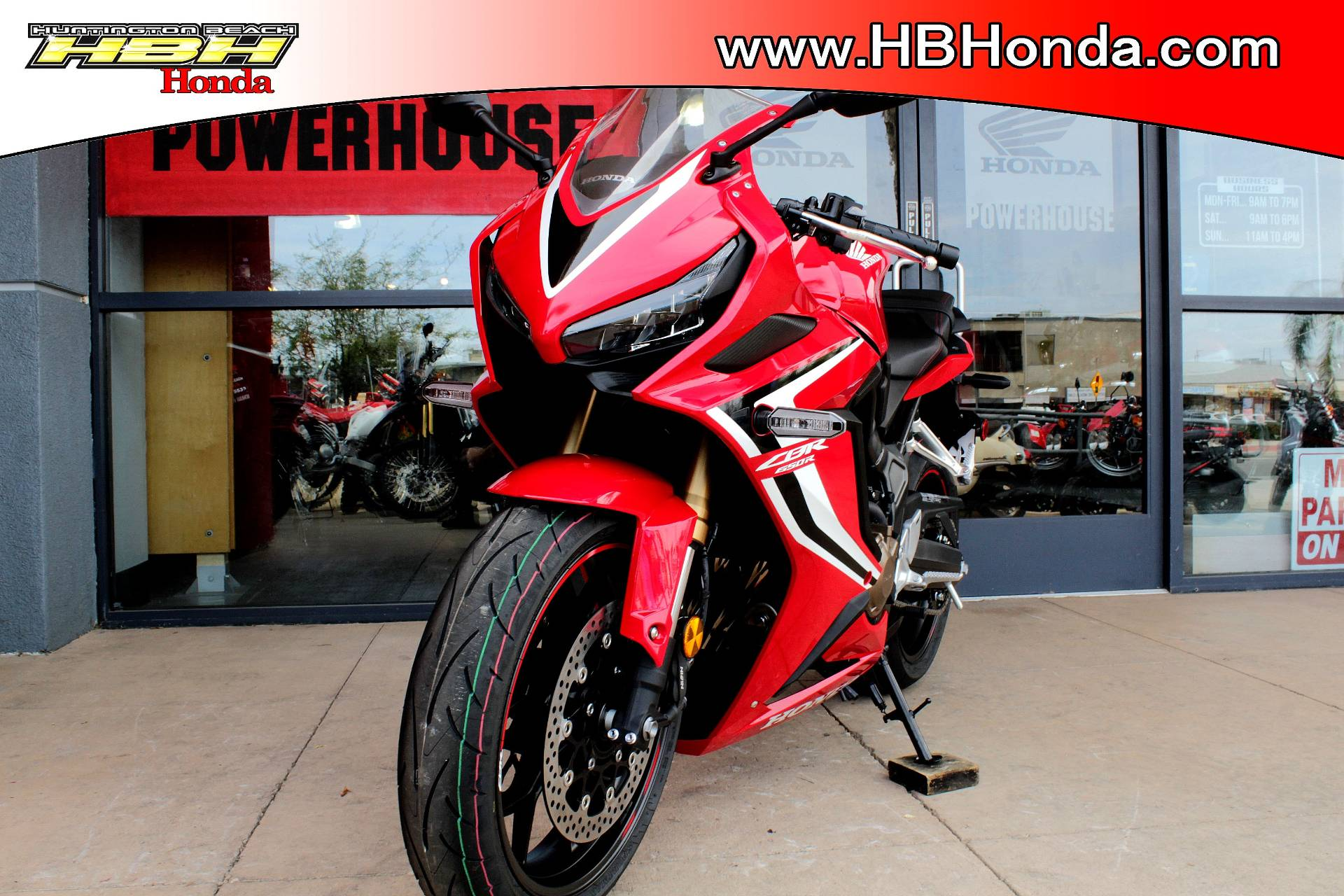 2019 Honda CBR650R ABS in Huntington Beach, California - Photo 7